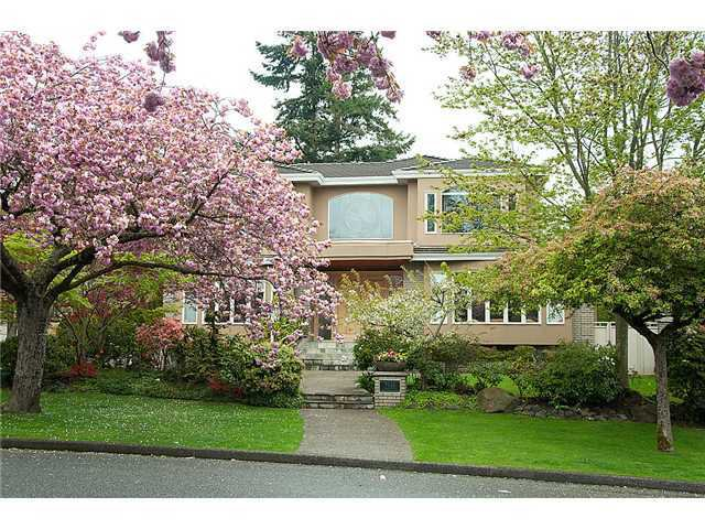 Main Photo: 7018 MARGUERITE ST in Vancouver: South Granville House for sale (Vancouver West)  : MLS®# V994952