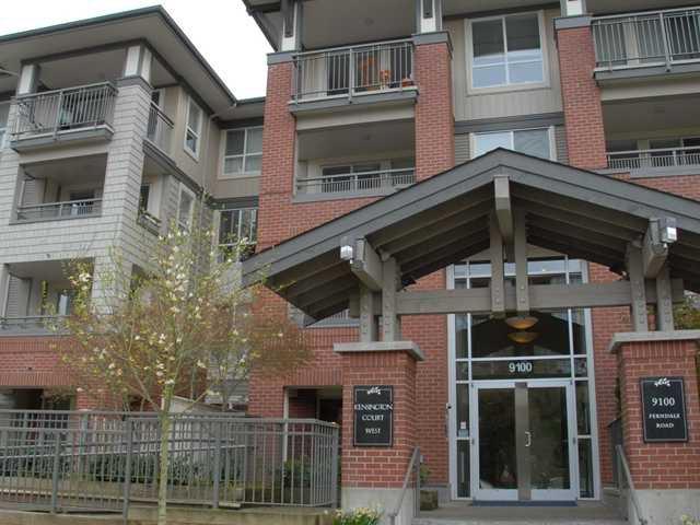 Main Photo: # 168 9100 FERNDALE RD in Richmond: McLennan North Condo for sale : MLS®# V921358