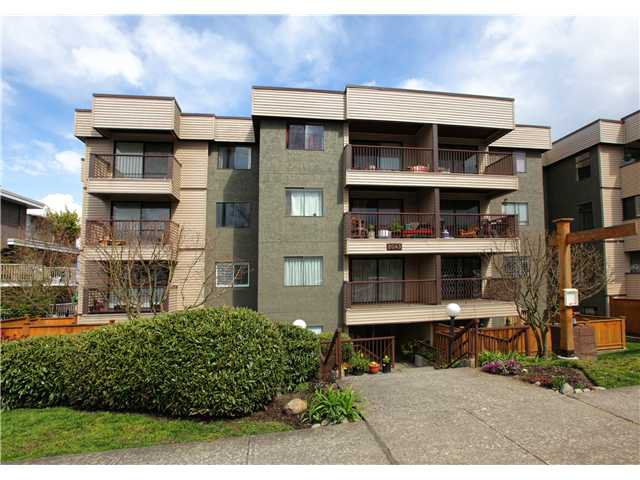 Main Photo: # 306 2045 FRANKLIN ST in : Hastings Condo for sale : MLS®# V882501