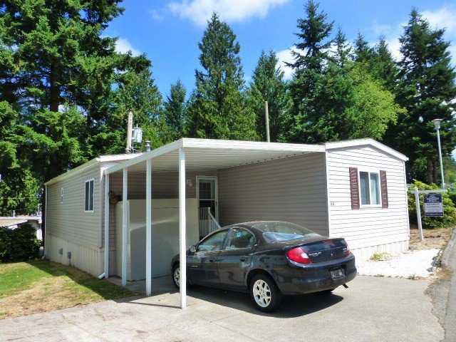 Main Photo: # 69 24330 FRASER HY in Langley: Otter District House for sale : MLS®# F1324547