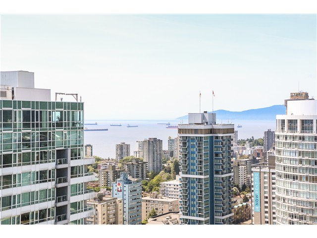 Main Photo: # 3301 1111 ALBERNI ST in Vancouver: West End VW Condo for sale (Vancouver West)  : MLS®# V1065112