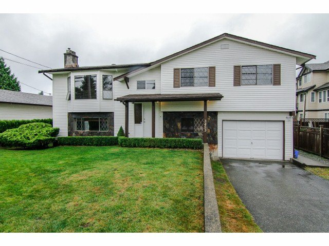 """Main Photo: 3453 272ND Street in Langley: Aldergrove Langley House for sale in """"Parkside"""" : MLS®# F1418480"""