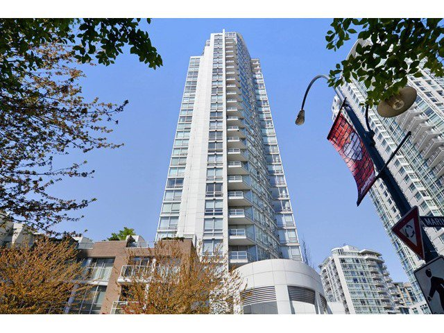Main Photo: # 3203 1201 MARINASIDE CR in Vancouver: Yaletown Condo for sale (Vancouver West)  : MLS®# V1117091