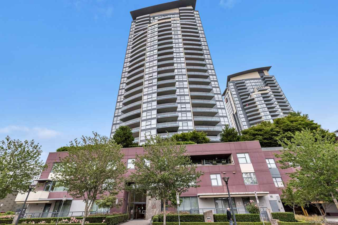 Main Photo: 1805 5611 GORING Street in Burnaby: Central BN Condo for sale (Burnaby North)  : MLS®# R2421972