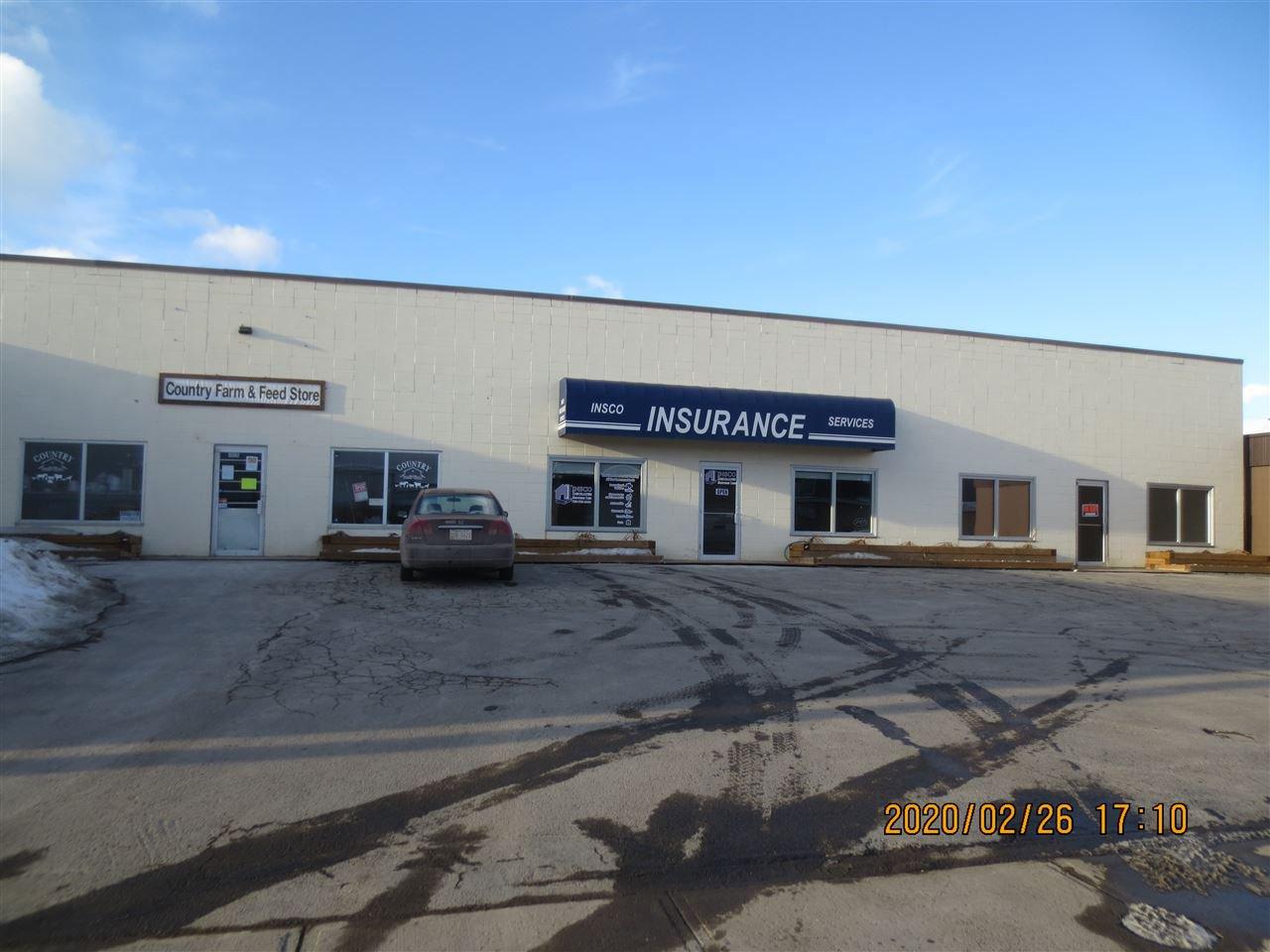 Main Photo: 4826 & 4824 3 Avenue: Edson Retail for lease : MLS®# E4189519