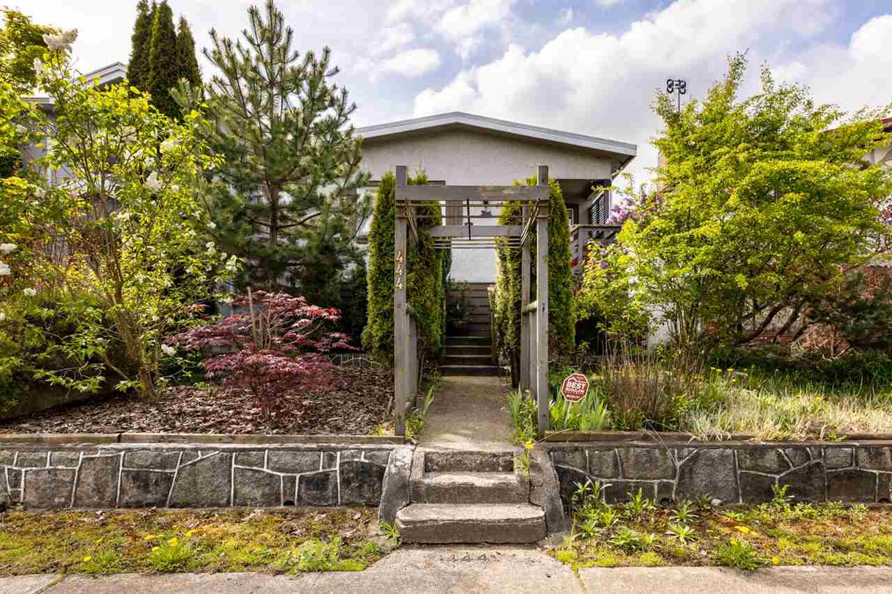 Main Photo: 444 E 38TH Avenue in Vancouver: Fraser VE House for sale (Vancouver East)  : MLS®# R2452399
