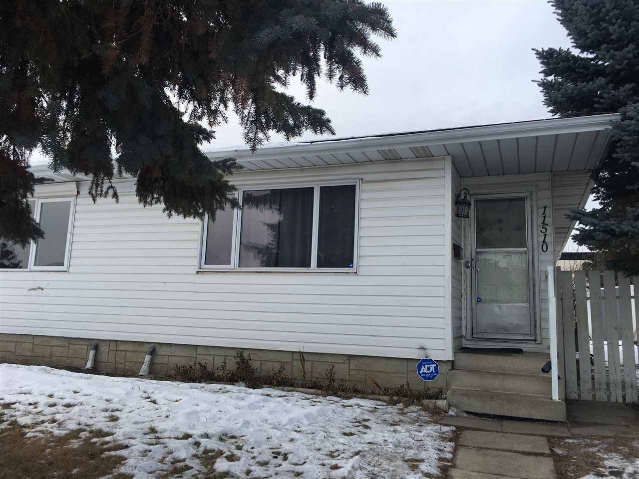 Main Photo: 11510 32 Street in Edmonton: Zone 23 House Half Duplex for sale : MLS®# E4200850