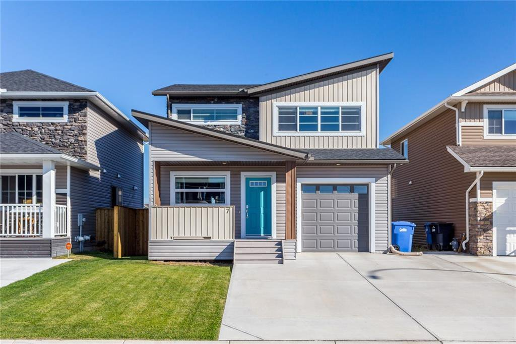 Main Photo: 7 Bethune Way: Carstairs Detached for sale : MLS®# A1031342