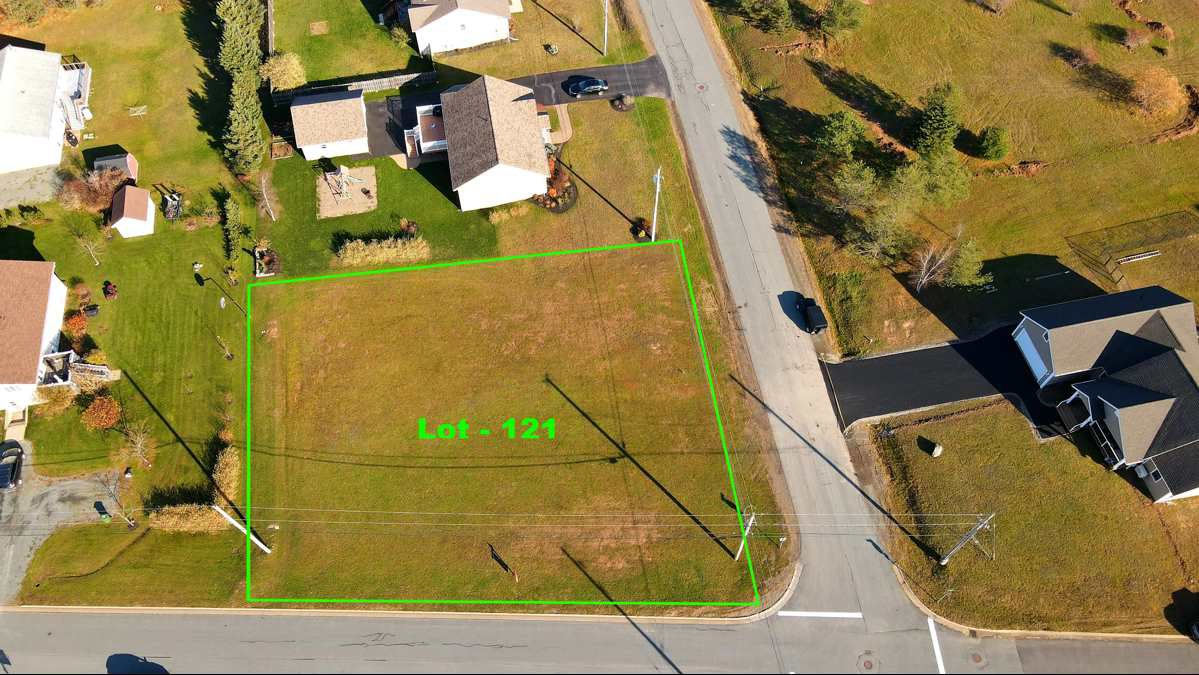 Main Photo: 121 Avonview Drive in Hants Border: 404-Kings County Vacant Land for sale (Annapolis Valley)  : MLS®# 202023489
