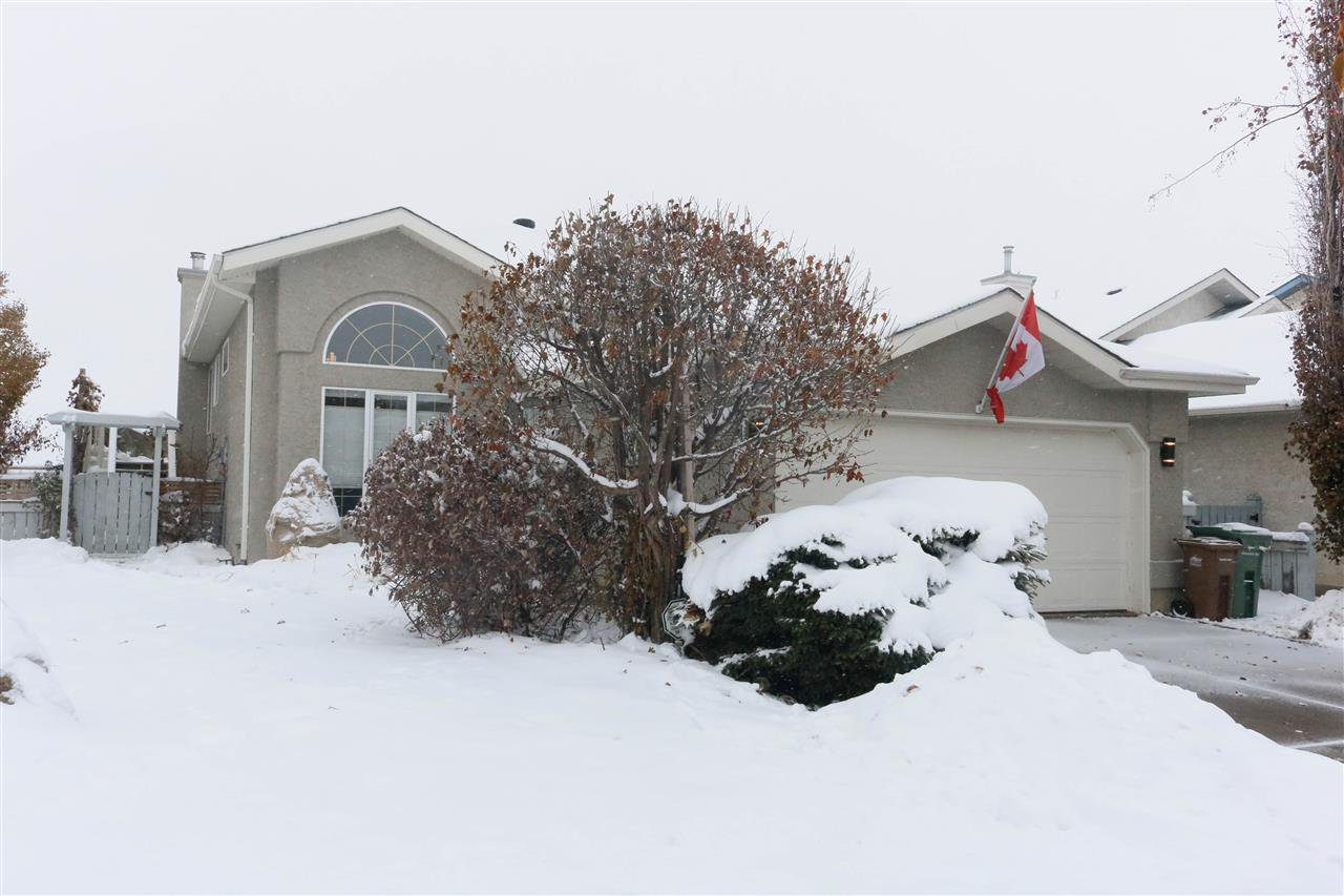 Main Photo: 18 HARCOURT Crescent: St. Albert House for sale : MLS®# E4220919