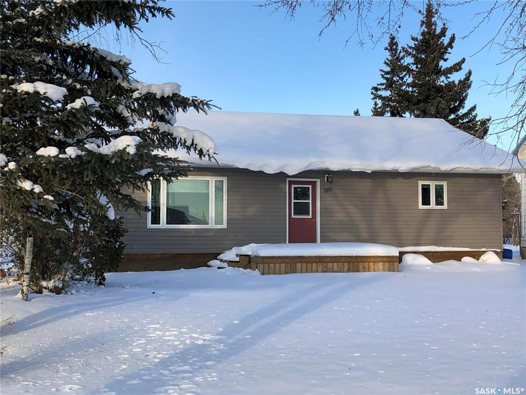 Main Photo: 1111 99th Avenue in Tisdale: Residential for sale : MLS®# SK833865