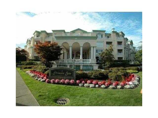 """Photo 2: Photos: 308 2995 PRINCESS Crescent in Coquitlam: Canyon Springs Condo for sale in """"PRINCESS GATE"""" : MLS®# V935613"""