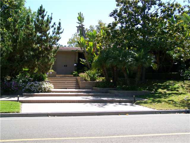 Main Photo: SAN DIEGO House for sale : 4 bedrooms : 4951 Yerba Santa Drive