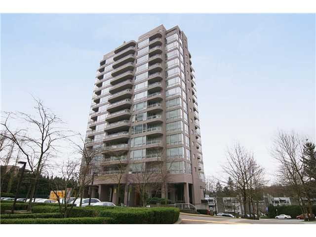"Main Photo: # 1301 9623 MANCHESTER DR in Burnaby: Cariboo Condo for sale in ""STRATHMORE TOWERS"" (Burnaby North)  : MLS®# V1013005"