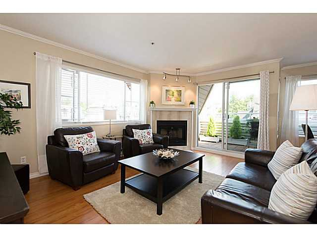 "Main Photo: # 401 868 W 16TH AV in Vancouver: Cambie Condo for sale in ""WILLOW SPRINGS"" (Vancouver West)  : MLS®# V1022527"