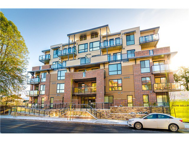 Photo 1: Photos: # 304 2214 KELLY ST in Port Coquitlam: Central Pt Coquitlam Condo for sale : MLS®# V1118703