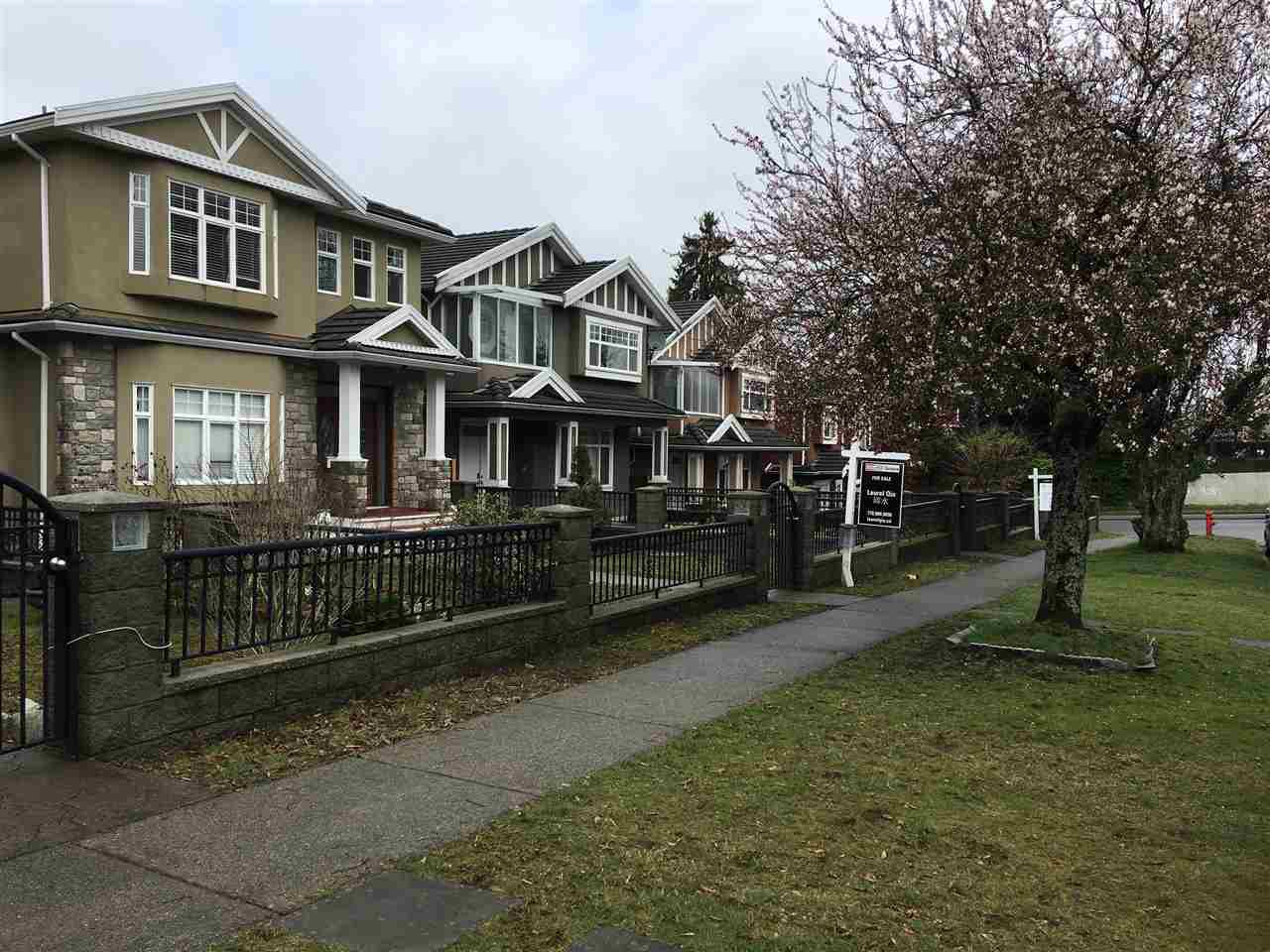Main Photo: 5749 CREE STREET in Vancouver: Main House for sale (Vancouver East)  : MLS®# R2241377