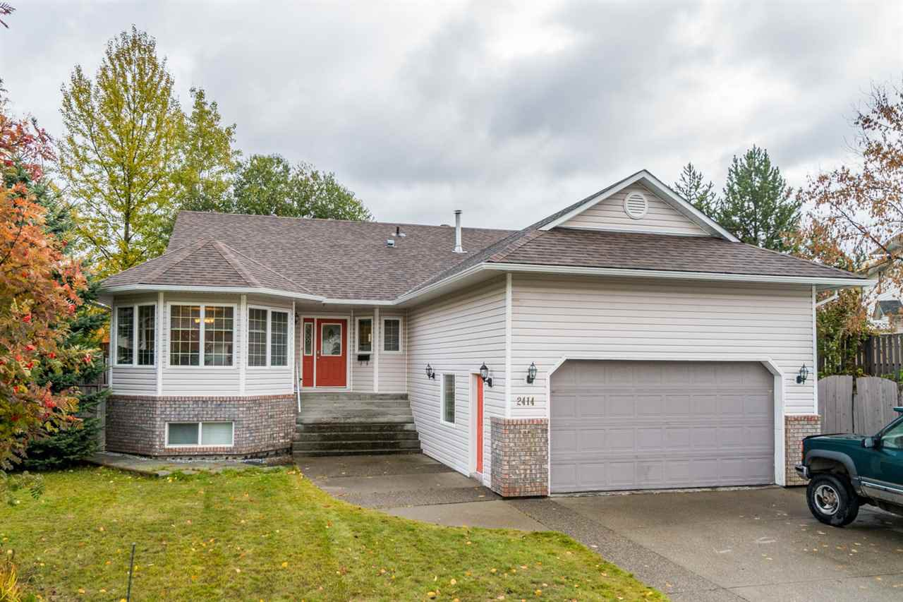 Main Photo: 2414 RIDGEVIEW DRIVE in : Hart Highlands House for sale : MLS®# R2214419