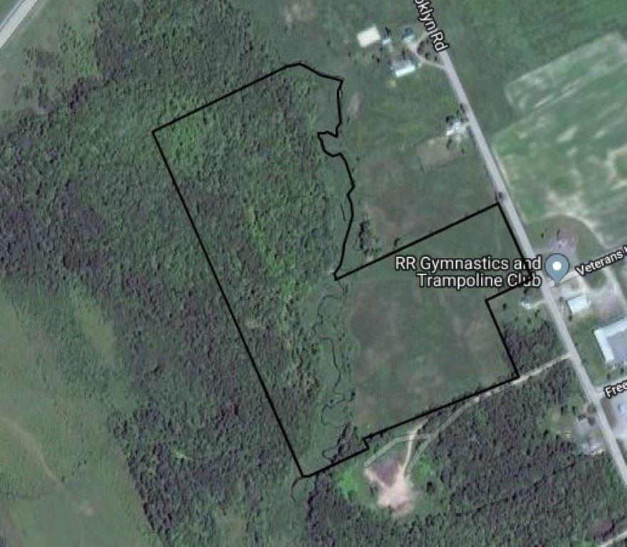 36 Acres Industrial Zoning