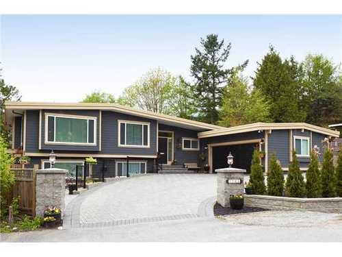 Main Photo: 1766 OTTAWA Place in West Vancouver: Home for sale : MLS®# V887090