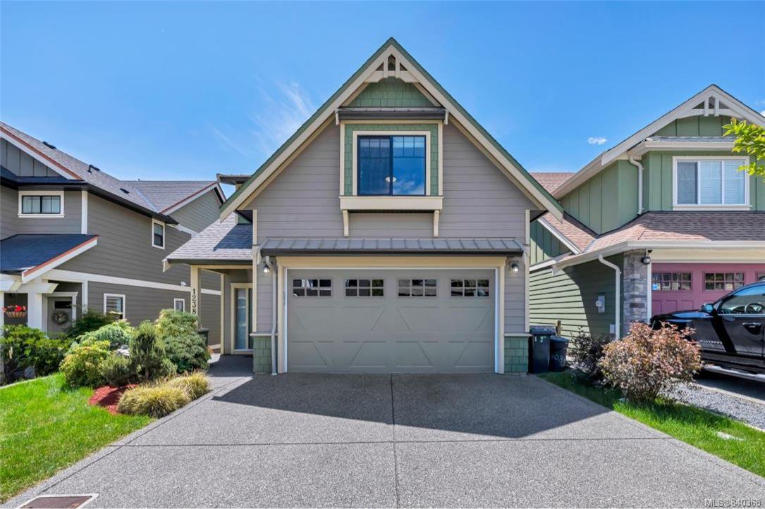 Main Photo: 1238 Bombardier Cres in Langford: La Westhills Single Family Detached for sale : MLS®# 840368