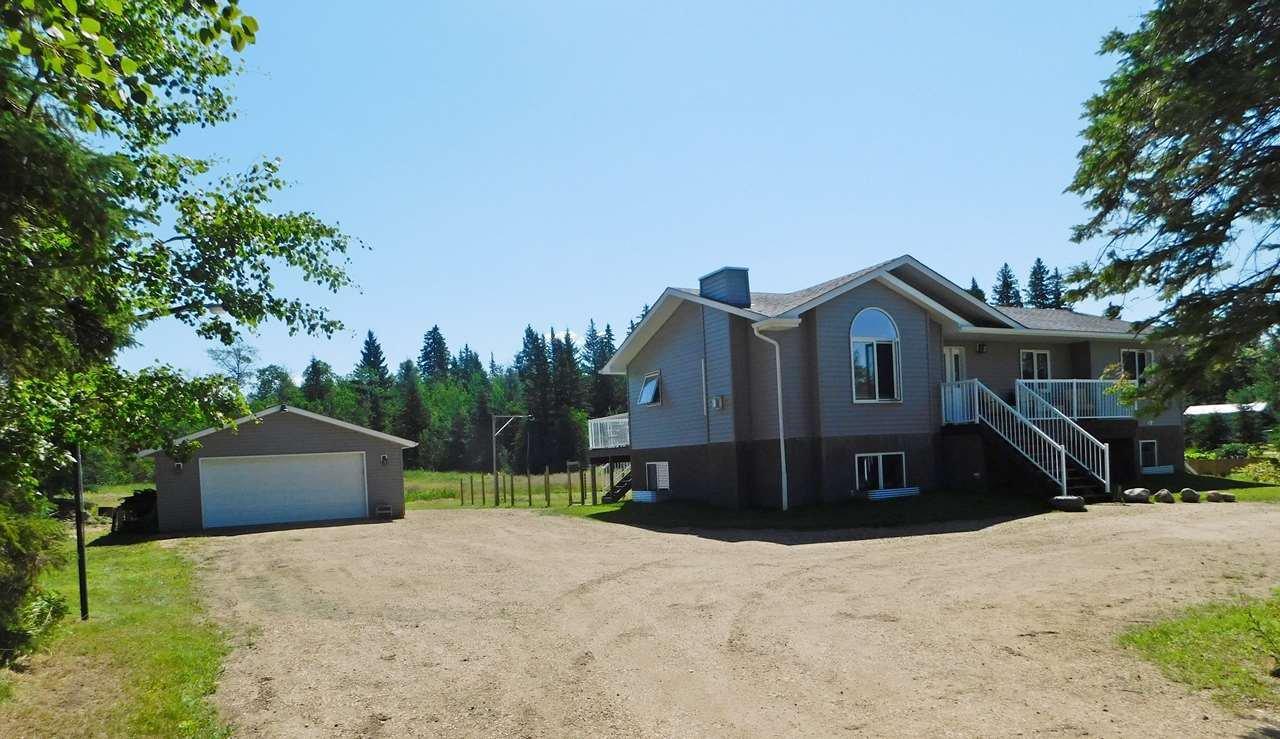 Main Photo: 17, 23329 SH 651: Rural Sturgeon County House for sale : MLS®# E4211241