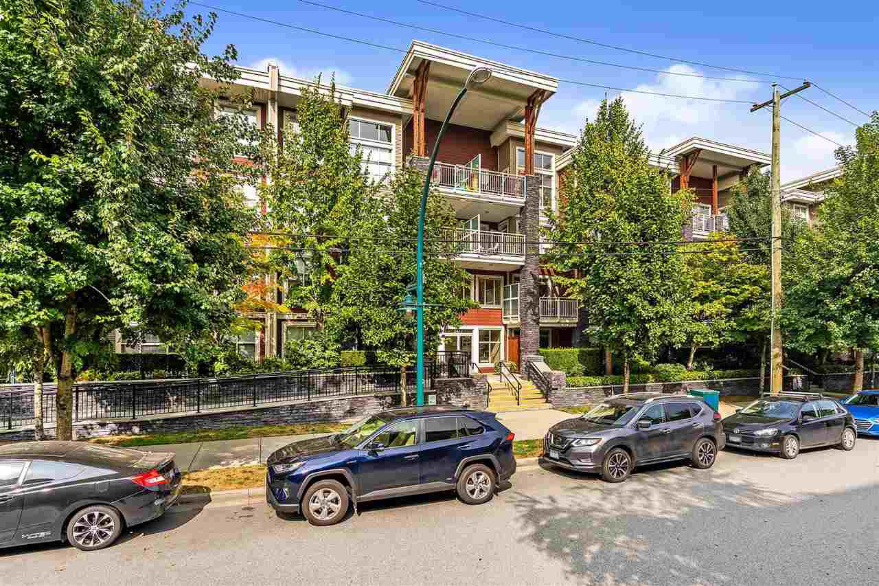 Main Photo: 316 2477 KELLY Avenue in Port Coquitlam: Central Pt Coquitlam Condo for sale : MLS®# R2498700