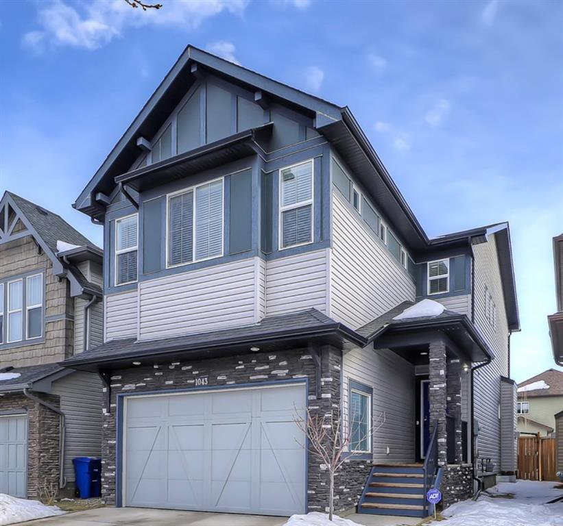 Main Photo: 1043 Kings Heights Road SE: Airdrie Detached for sale : MLS®# A1057366