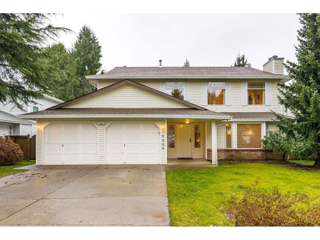 Main Photo: 14364 91A Avenue in Surrey: Bear Creek Green Timbers House for sale : MLS®# R2528574