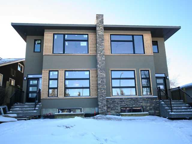 Main Photo: 2233 28 Avenue SW in CALGARY: Richmond Park Knobhl Residential Attached for sale (Calgary)  : MLS®# C3508610