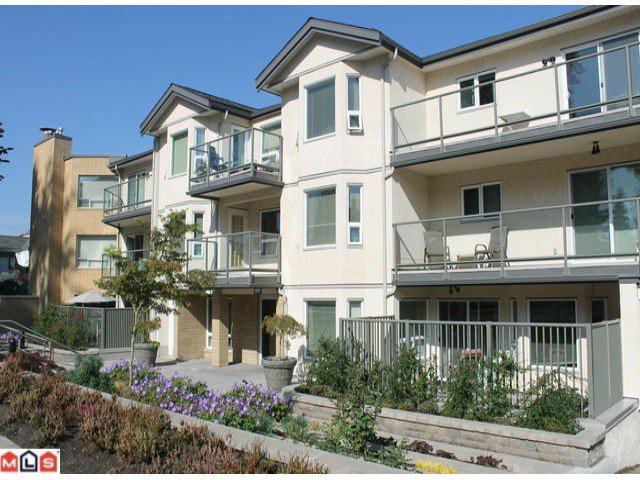 Main Photo: 201 15255 18TH Avenue in Surrey: King George Corridor Condo for sale (South Surrey White Rock)  : MLS®# F1224905