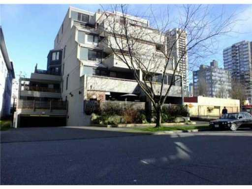 Main Photo: 202 1819 Pendrell Street in Vancouver: West End VW Condo for sale (Vancouver West)  : MLS®# v968336