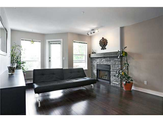 "Main Photo: # 408 2439 WILSON AV in Port Coquitlam: Central Pt Coquitlam Condo for sale in ""AVEBURY POINT"" : MLS®# V842220"