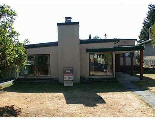 Main Photo: 746 E 27TH AV in : Fraser VE House for sale : MLS®# V332598