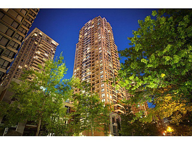Main Photo: 2709 909 MAINLAND Street in Vancouver: Yaletown Condo for sale (Vancouver West)  : MLS®# V1112329