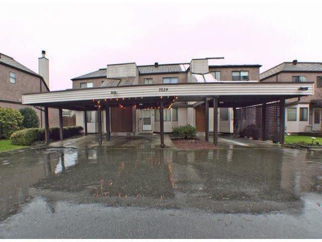Main Photo: 32 7529 140st in Surrey: Multifamily for sale : MLS®# f1427662