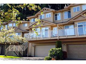 Main Photo: 2979 Panorama Drive in Coquitlam: Westwood Plateau Townhouse for sale : MLS®# V1115749