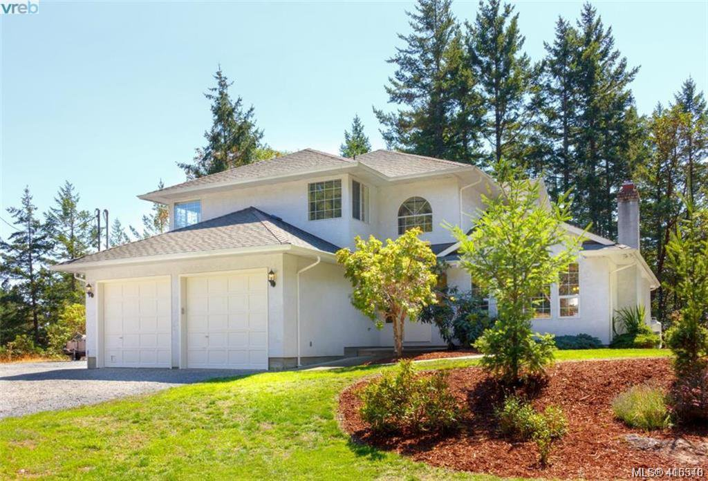 Main Photo: 4090 Saddleback Road in VICTORIA: Me Metchosin Single Family Detached for sale (Metchosin)  : MLS®# 416548