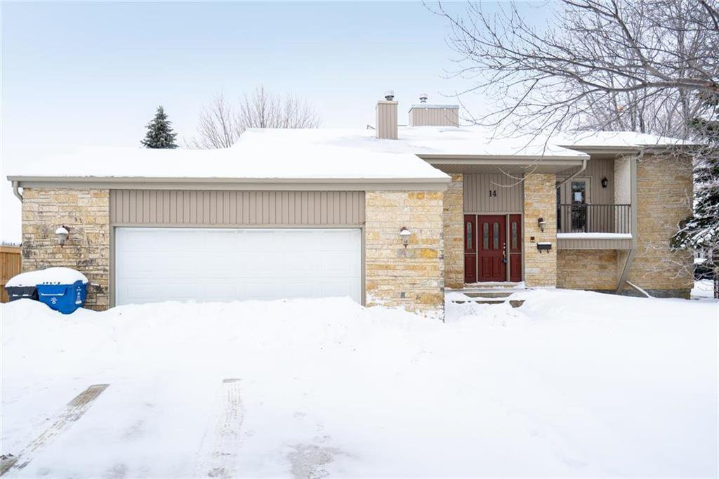 Main Photo: 14 Ridgeview Place in East St Paul: Silver Fox Estates Residential for sale (3P)  : MLS®# 202002131