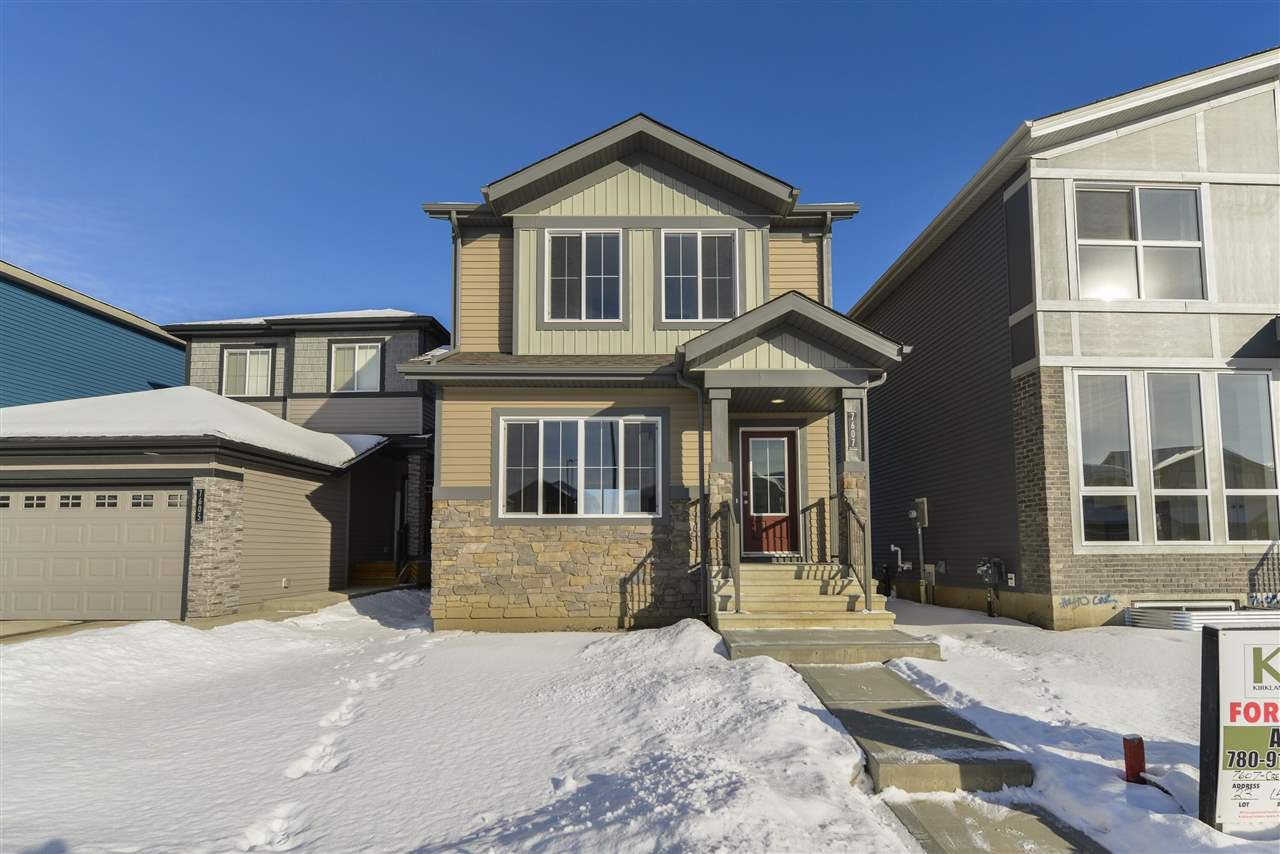 Main Photo:  in Edmonton: Zone 55 House for sale : MLS®# E4186793