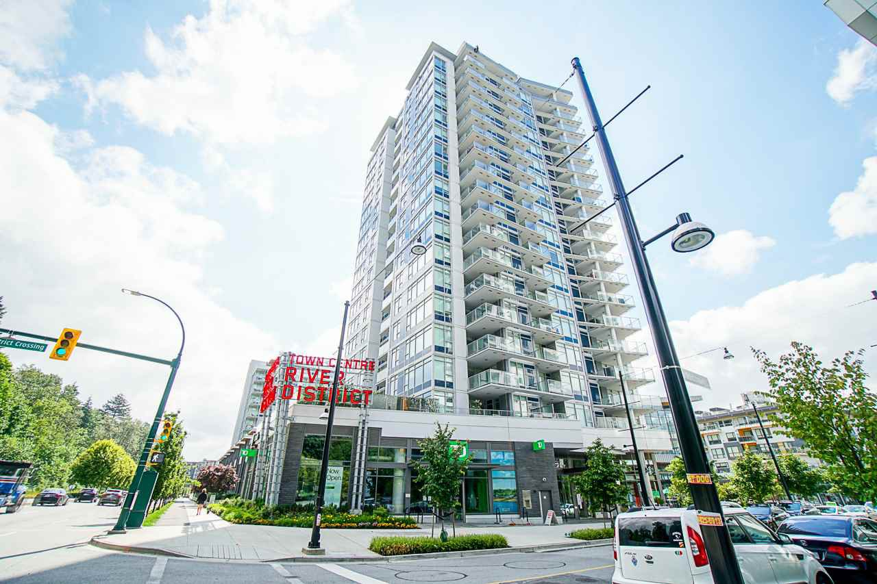 "Main Photo: 1908 8538 RIVER DISTRICT Crossing in Vancouver: South Marine Condo for sale in ""One Town Centre"" (Vancouver East)  : MLS®# R2470555"