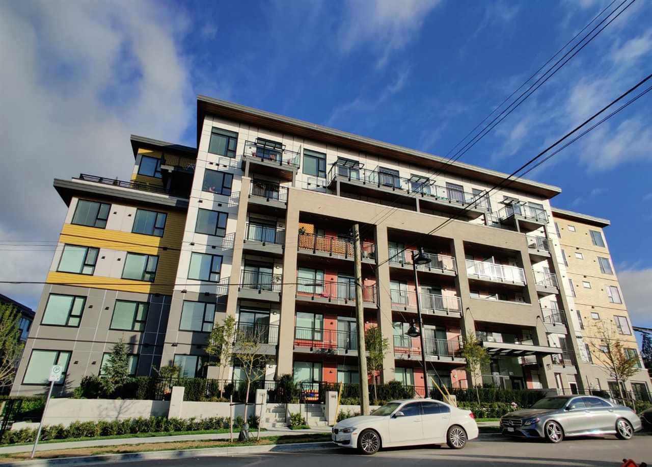 """Main Photo: 301 621 REGAN Avenue in Coquitlam: Coquitlam West Condo for sale in """"SIMON2"""" : MLS®# R2509764"""
