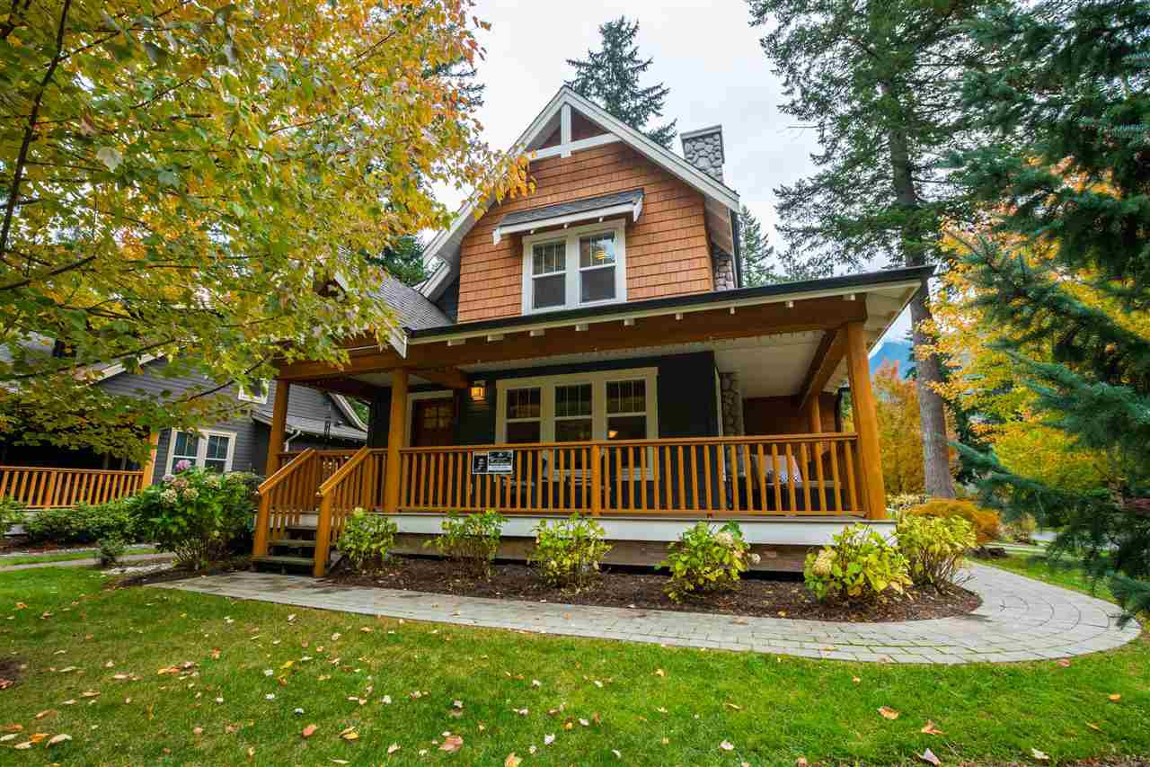 """Main Photo: 1804 RAVENWOOD Trail: Lindell Beach House for sale in """"THE COTTAGES AT CULTUS LAKE"""" (Cultus Lake)  : MLS®# R2513691"""