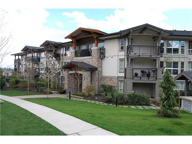 Main Photo: 216 3082 DAYANEE SPRINGS Boulevard in Coquitlam: Westwood Plateau Condo for sale : MLS®# V943412