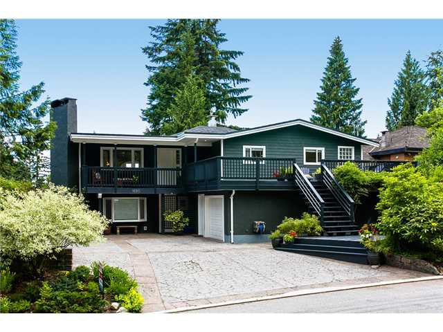Main Photo: 1685 LANGWORTHY Street in North Vancouver: Lynn Valley House for sale : MLS®# V1014511