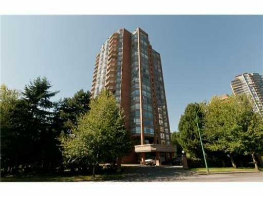 "Main Photo: 602 4350 BERESFORD Street in Burnaby: Metrotown Condo for sale in ""CARLTON ON THE PARK"" (Burnaby South)  : MLS®# V1015667"