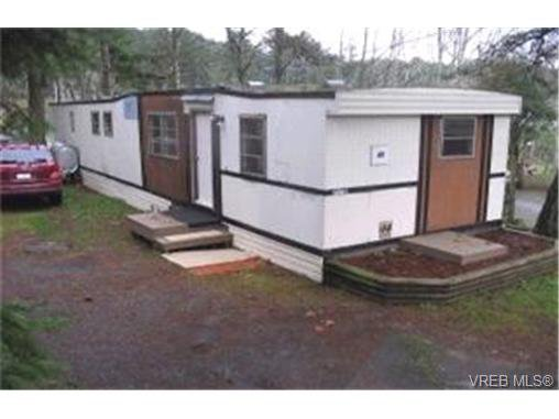 Main Photo:  in VICTORIA: VR Prior Lake Manufactured Home for sale (View Royal)  : MLS®# 354955