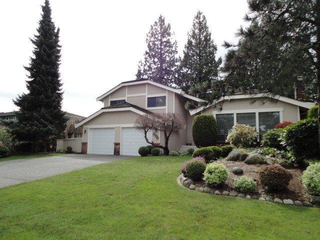 Main Photo: 11710 RIDGECREST DR in Delta: Sunshine Hills Woods House for sale (N. Delta)  : MLS®# F1437427