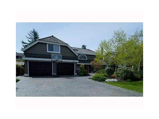 Main Photo: 4924 2A AVENUE in Tsawwassen: Pebble Hill House for sale : MLS®# V1143505