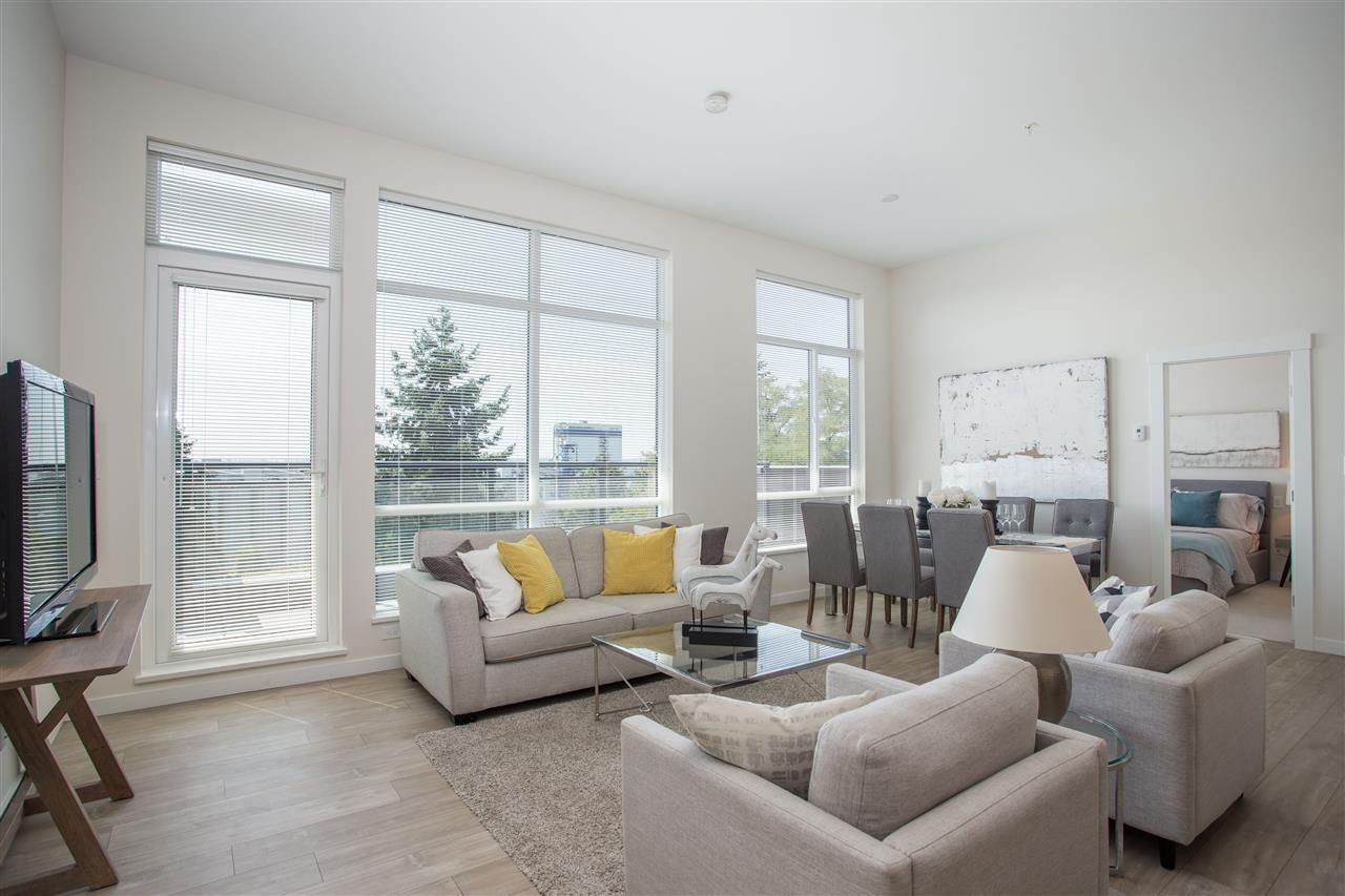 "Main Photo: 403 615 E 3RD Street in North Vancouver: Queensbury Condo for sale in ""Kindred"" : MLS®# R2397321"